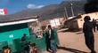 Pobladores intentan tomar comisaría en Huánuco [VIDEO]