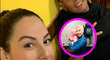 ¿Qué pasó? Esposa de Christian Cueva posa con faja en su rostro [FOTO]