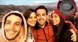 Ivana Yturbe, Mario Irivarren, Valeria Piazza y su novio pasan gran susto en plena carretera [VIDEO]