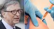 Latinoamérica podría estar vacunada contra la COVID-19 en seis meses, según Bill Gates