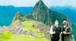 Deyvis Orosco apoya la reactivación del turismo en Machu Picchu
