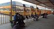 Se reanuda venta de pasajes en terminal Yerbateros tras cese de paro de transportistas
