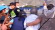 Vacunación COVID-19: ancianos de 90 años esperaron largas horas pero no fueron inmunizados
