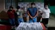 Tumbes: miembros de una familia son intervenidos con pepitas de plata valorizadas en 100 mil dólares