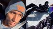Said Palao y chicos reality sufren percance durante paseo en la nieve