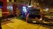 Conductor se queda dormido mientras maneja y accidente deja dos niños heridos