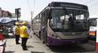Rímac: Adulto mayor falleció tras ser atropellado por bus del Corredor Morado [VIDEO]