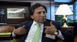 Alejandro Toledo: arresto domiciliario será revisado el 15 de abril