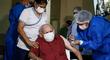Minsa: Hasta hoy 10 de abril más de 642 mil personas recibieron la vacuna contra el COVID-19
