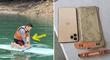 Turista recupera su iPhone tras un año de haberlo perdido en un lago en Taiwán
