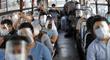 Defensoría del Pueblo: Ventanas abiertas en el transporte público evita la propagación del COVID-19