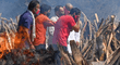 Coronavirus en India: imágenes de la trágica situación que vive el país por la segunda ola [FOTOS]