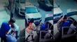 El Agustino: cámaras registraron a una pareja saliendo del hostal horas después del asesinato del dueño [VIDEO]