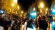 El Agustino: intervienen a más de 30 personas en fiesta realizada en la calle