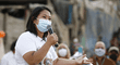 """Keiko Fujimori: """"Entregaremos bono de S/10 mil a las familias que han perdido integrantes por COVID-19"""""""