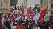 Keiko Fujimori: realizarán marcha en Lima y Europa en contra de la candidata por la segunda vuelta