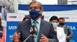 """Óscar Ugarte sobre vacunación: """"Alcanza de manera suficiente para repartir a las regiones"""""""