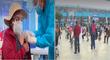 Vacunación COVID-19: hoy retorna la inoculación a adultos mayores de 70 años