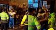 Surco: detienen a dos personas bebiendo licor en la vía pública en pleno toque de queda [VIDEO]