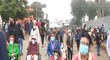 Vacunación Covid-19: reportan largas colas de adultos mayores en Chorrillos [VIDEO]
