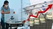 Precio del dólar en Perú HOY viernes 4 de junio sigue en alza a dos días de la segunda vuelta Elecciones 2021