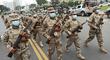 Mindef rechaza mensajes que hacen referencia a medidas de las Fuerzas Armadas tras las elecciones