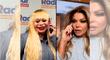 Susy Díaz le dará la bienvenida al Perú a villana mexicana Itatí Cantoral