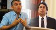 """Julio Guzmán responde a Vladimir Cerrón: """"Nunca pedimos ser parte del gobierno de Castillo"""""""
