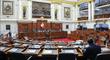 Legisladores presentan nueva moción de censura contra mesa directiva del Congreso