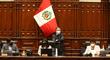 Frente Amplio y Somos Perú no apoyarán moción de censura contra Mesa Directiva
