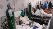 Áncash: hospitalizaciones por COVID-19 caen hasta en un 70% en EsSalud Chimbote