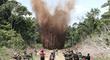 VRAEM: operación conjunta entre FF.AA y PNP destruye campamentos terroristas