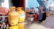 Puno: Gas boliviano ingresa al Perú de manera ilegal por siete rutas fronterizas