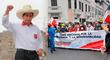 Anuncian paro nacional este 6 de julio si Pedro Castillo no es proclamado como presidente del Perú