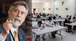 Presidente Sagasti anuncia posible fecha para el regreso a clases presenciales