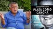 """César Acuña: Indecopi declara infundada la demanda contra el autor del libro """"Plata como cancha"""""""