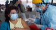 Minsa: más de 5 millones de ciudadanos recibieron la primera dosis contra la COVID-19