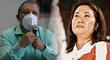 "Marco Arana sobre Keiko Fujimori: ""La señora defiende un régimen corrupto, abusivo"""