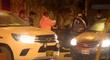 Comas: sujetos asesinaron a balazos a un hombre dentro de un auto [VIDEO]