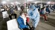 Tercera Vacunatón: se vienen aplicando más de 184.000 dosis contra la COVID-19