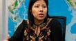 Indira Huilca explota contra usuario que se avergonzó de la ropa de Pedro Castillo [FOTOS]