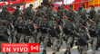 Gran Parada Militar EN VIVO hoy 30 de julio con Pedro Castillo: minuto a minuto