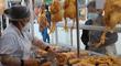 Precio del pollo llega a 10 soles en mercados minoristas [VIDEO]
