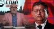 """Beto Ortiz insulta y tilda de """"inepto"""" al ministro Walter Ayala [VIDEO]"""