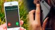 ¿Qué hacer si recibo muchas llamadas de números desconocidos y nos cortan luego de segundos?