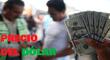 Dólar en Perú abre en baja HOY viernes 13 de agosto con 4,06 soles