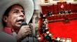Ipsos: Pedro Castillo sube en aprobación, mientras Congreso crece en desaprobación