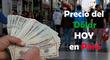 Precio del dólar sigue en alza con S/ 4.11 HOY sábado 25 de setiembre