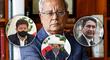 """César Hildebrandt dice que """"parece que hubiera tres presidentes"""" y el Perú está en """"caos"""""""