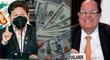 Bellido acusa a Velarde de no querer bajar precio del dólar, pero tipo de cambio no depende de él